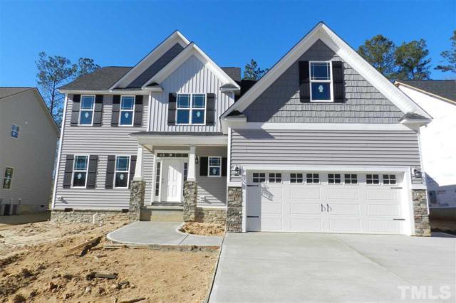 57 Thunder Ridge Drive, Garner, NC 27529 (#2222154) :: Raleigh Cary Realty