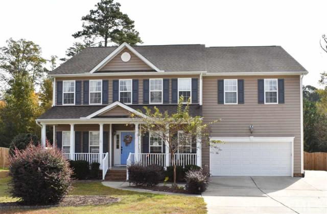1766 Ravenwing Drive, Fuquay Varina, NC 27526 (#2222515) :: The Perry Group