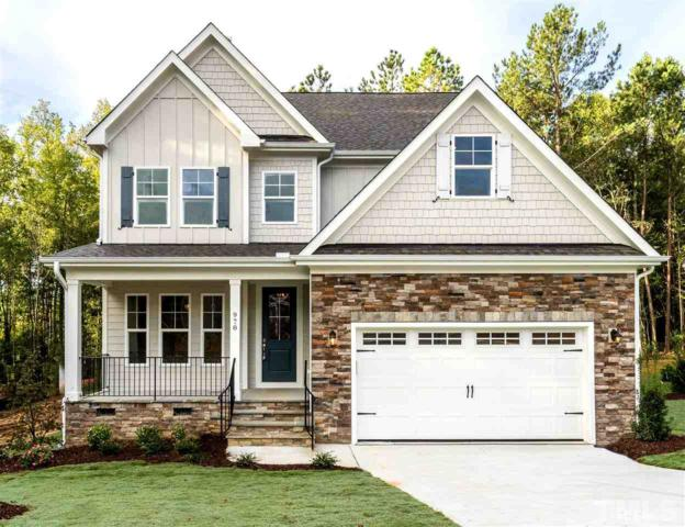 962 Bay Bouquet Lane, Apex, NC 27523 (#2223105) :: Rachel Kendall Team