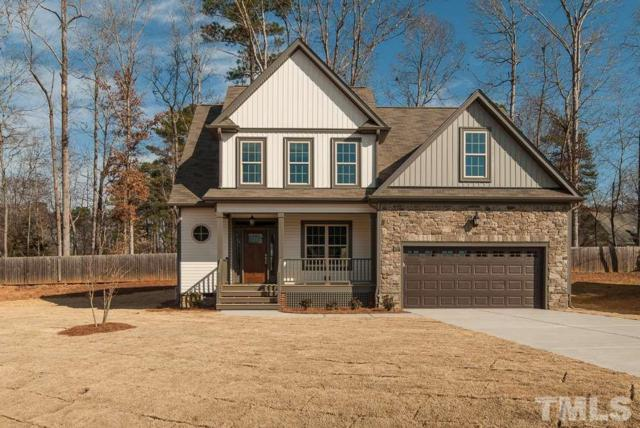 310 Paddy Lane, Youngsville, NC 27596 (#2223650) :: The Jim Allen Group