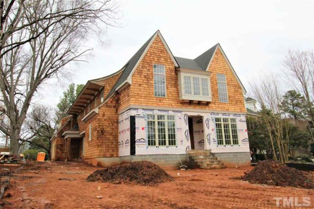 2701 Anderson Drive, Raleigh, NC 27609 (#2224089) :: The Results Team, LLC