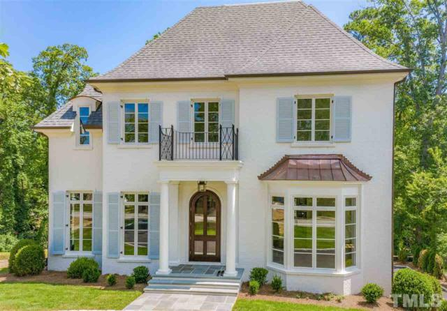 3122 Sussex Road, Raleigh, NC 27607 (#2224791) :: Marti Hampton Team - Re/Max One Realty
