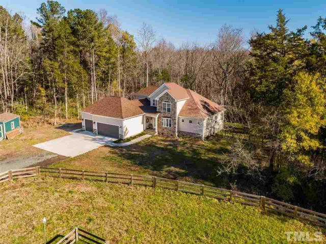 1045 Terrell Woods Lane, Chapel Hill, NC 27516 (#2226200) :: Rachel Kendall Team