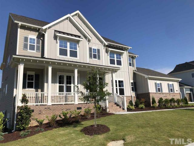 417 Grand Highclere Way #34, Apex, NC 27523 (#2226527) :: Marti Hampton Team - Re/Max One Realty