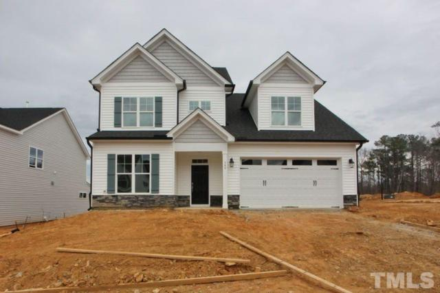 348 Cascade Hills Lane, Wake Forest, NC 27587 (#2226651) :: Raleigh Cary Realty