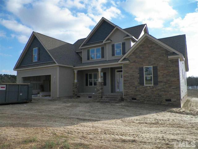 51 Vibernum View Lot 29, Four Oaks, NC 27524 (#2226995) :: Rachel Kendall Team