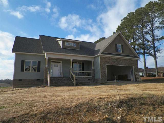 103 Snowbell Street Lot 18, Four Oaks, NC 27524 (#2226996) :: The Perry Group