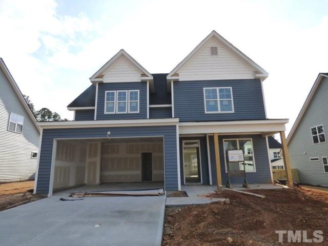 345 Cascade Hills Lane, Wake Forest, NC 27587 (#2227167) :: Raleigh Cary Realty