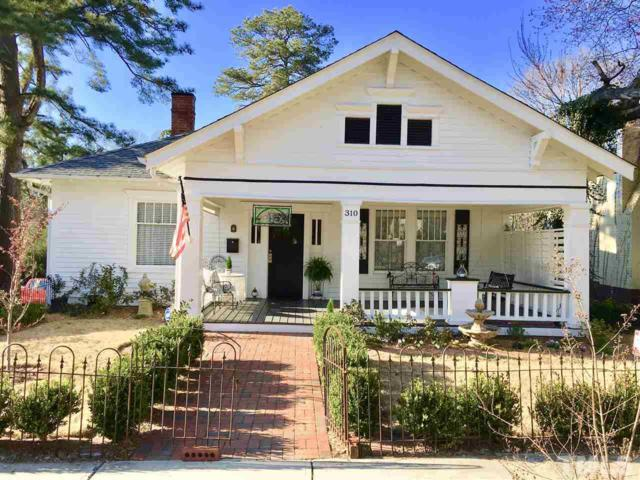 310 Green Street, Sanford, NC 27330 (#2227596) :: Marti Hampton Team - Re/Max One Realty