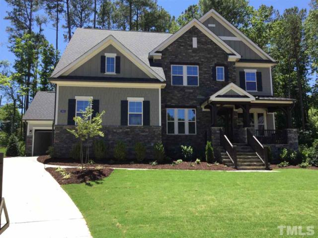1605 Keyworth Court Lot 9, Raleigh, NC 27612 (#2228057) :: Marti Hampton Team - Re/Max One Realty