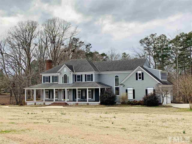 231 Green Level Drive, Angier, NC 27501 (#2228613) :: The Amy Pomerantz Group