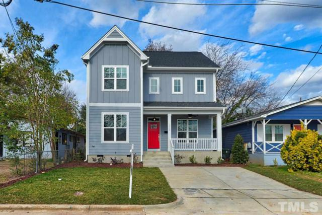 1515 E Jones Street, Raleigh, NC 27610 (#2229899) :: Marti Hampton Team - Re/Max One Realty