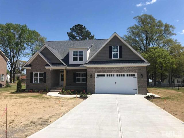 109 Strickland Street, Four Oaks, NC 27524 (#2230784) :: The Perry Group