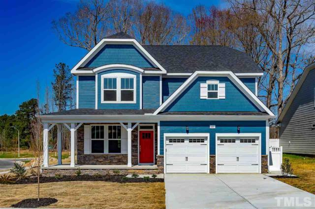 601 Gold Coast Drive Lot 218, Knightdale, NC 27545 (#2231419) :: The Perry Group
