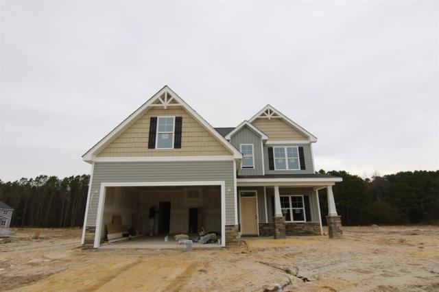 136 Fallingbrook Drive, Kenly, NC 27542 (#2231825) :: Raleigh Cary Realty