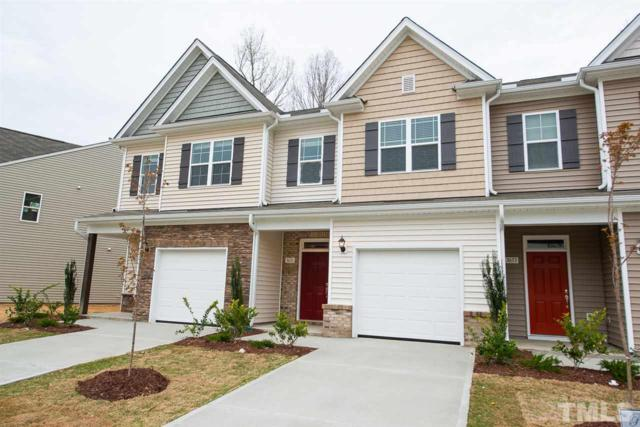 3631 Water Mist Lane #16, Raleigh, NC 27604 (#2232018) :: The Perry Group