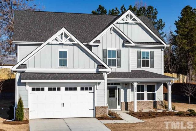 808 Copper Beech Lane, Wake Forest, NC 27587 (#2232713) :: Raleigh Cary Realty