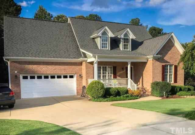 76 Meadow Oaks Circle, Smithfield, NC 27577 (#2236511) :: Morgan Womble Group