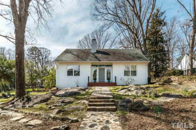 102 Laurel Hill Road, Chapel Hill, NC 27514 (#2240999) :: The Perry Group
