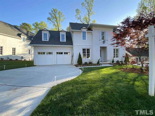 2141 Pine Drive, Raleigh, NC 27608 (#2248705) :: Marti Hampton Team brokered by eXp Realty