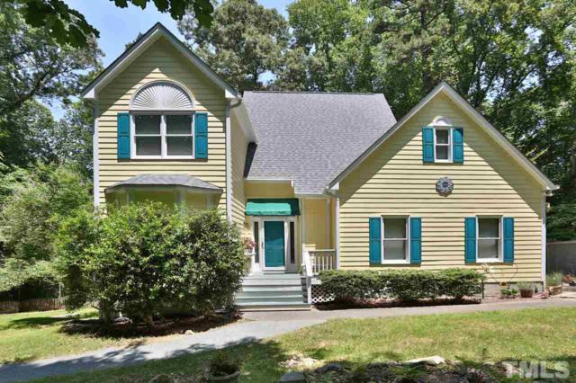 104 Greenbriar Court, Chapel Hill, NC 27516 (#2251303) :: Raleigh Cary Realty