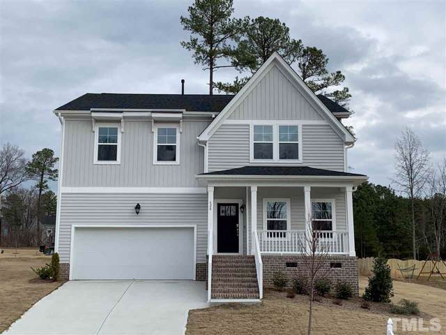 628 Granite Creek Drive, Rolesville, NC 27571 (MLS #2252331) :: The Oceanaire Realty
