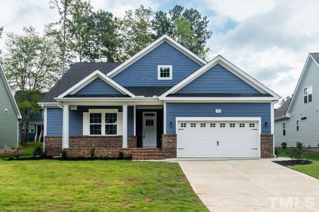 508 Horncliffe Way, Holly Springs, NC 27540 (#2254356) :: The Jim Allen Group