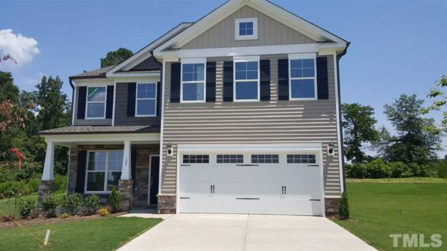 102 Sunnyfield Court Lot 168, Benson, NC 27504 (#2257460) :: Sara Kate Homes