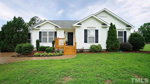 40 Strawberry Hill Lane, Fuquay Varina, NC 27526 (#2257687) :: Dogwood Properties