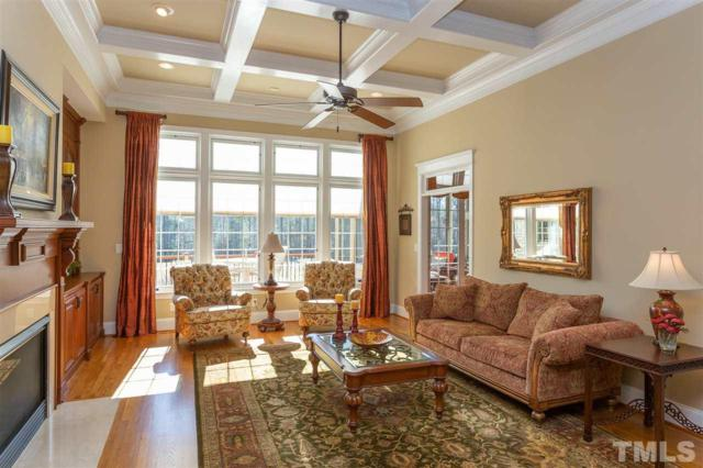 40 Wood Duck Court, Chapel Hill, NC 27517 (#2259695) :: Marti Hampton Team - Re/Max One Realty