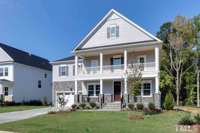 205 Gravel Brook Court #27, Cary, NC 27519 (#2260344) :: Marti Hampton Team - Re/Max One Realty