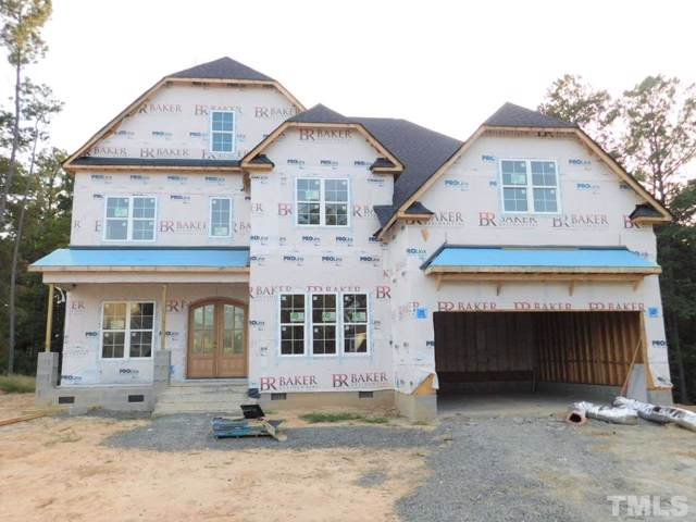 109 Gilmore Bridge Drive Lot 81, Apex, NC 27523 (#2260546) :: Morgan Womble Group