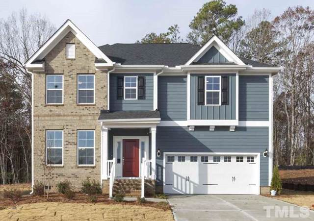 100 Osmanthus Circle #161, Holly Springs, NC 27540 (#2261153) :: The Jim Allen Group