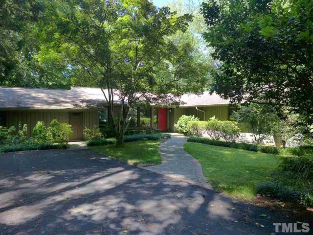 325 Azalea Drive, Chapel Hill, NC 27517 (#2263247) :: Dogwood Properties