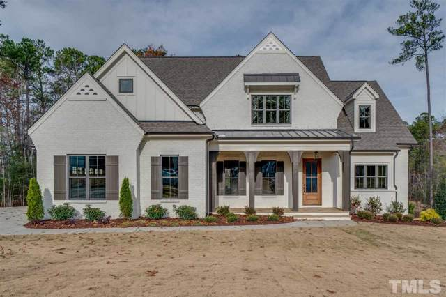 208 Congleton Way, Holly Springs, NC 27540 (MLS #2266697) :: The Oceanaire Realty