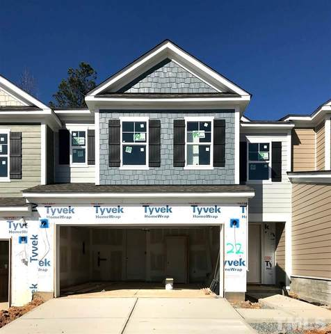 954 Haybeck Lane #22, Apex, NC 27523 (#2272443) :: Real Estate By Design