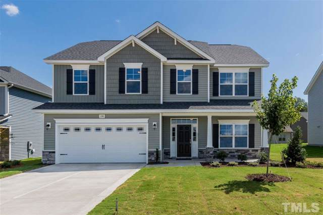 238 Gordon Park Boulevard, Clayton, NC 27527 (#2272920) :: Marti Hampton Team - Re/Max One Realty