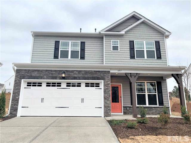 497 W Copenhaver Drive #86, Clayton, NC 27527 (#2274789) :: Raleigh Cary Realty