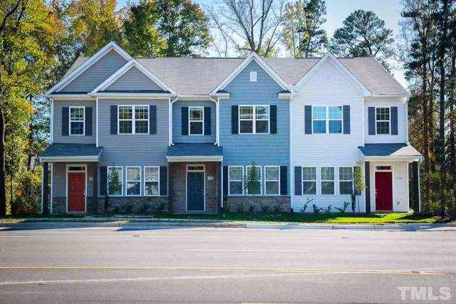 3702 Buffaloe Road #6, Raleigh, NC 27604 (#2274907) :: The Amy Pomerantz Group