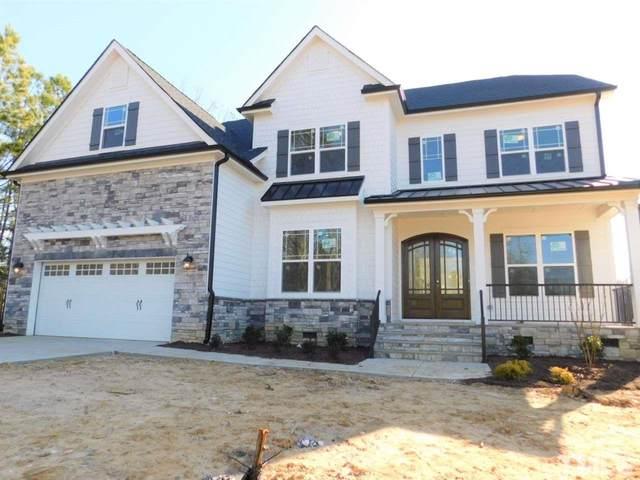 2504 Stonington Drive Lot 55, Apex, NC 27523 (#2274993) :: Marti Hampton Team - Re/Max One Realty