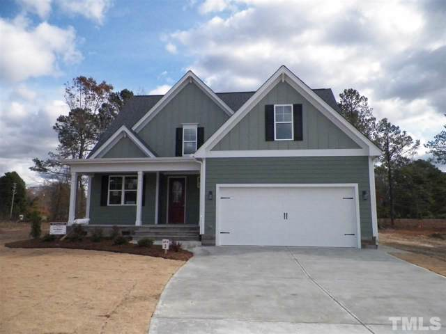50 Dolores Court Lot 3, Willow Spring(s), NC 27592 (#2275536) :: Rachel Kendall Team