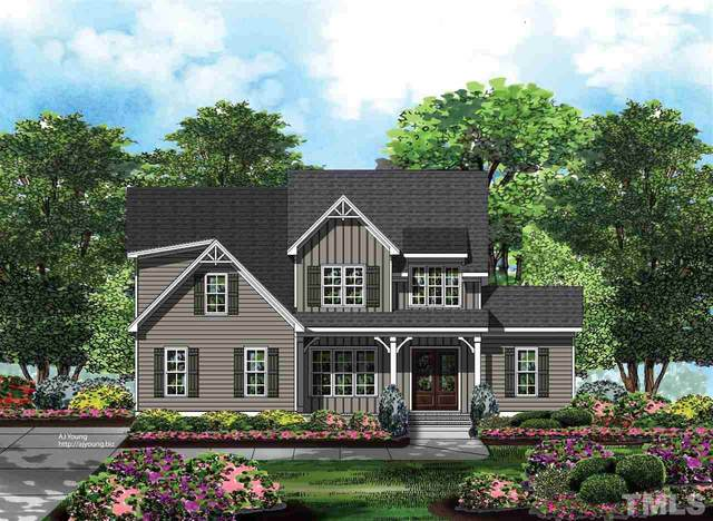 1432 Sweetclover Drive, Wake Forest, NC 27587 (#2277458) :: The Jim Allen Group