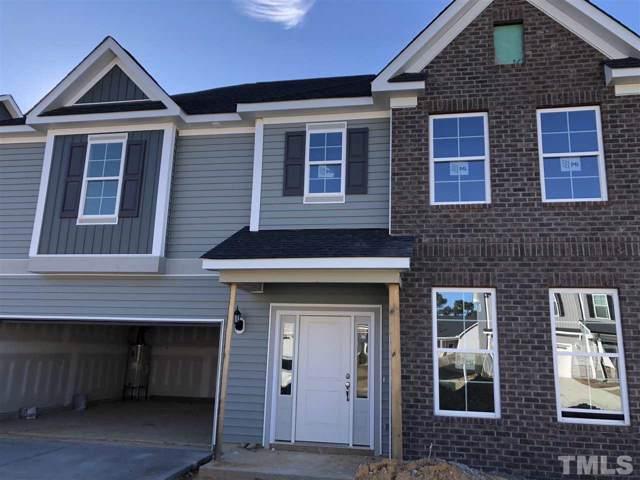 508 Royal Oak Lane #103, Clayton, NC 27520 (#2277620) :: The Jim Allen Group