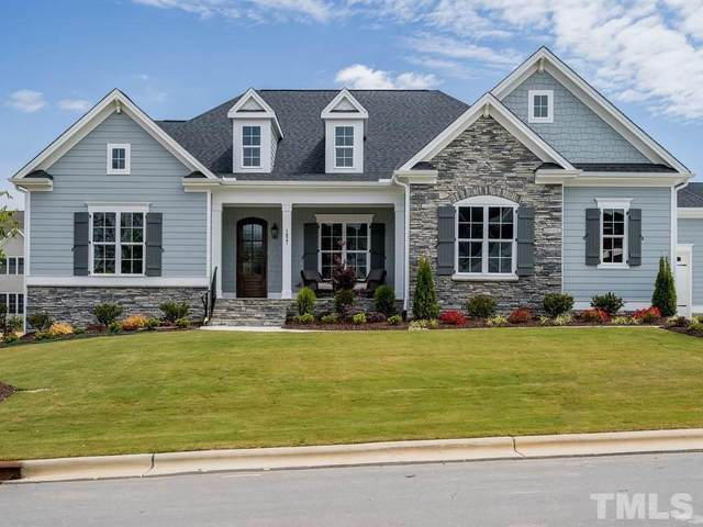 1827 Old Evergreen Drive, Apex, NC 27502 (#2278694) :: The Jim Allen Group