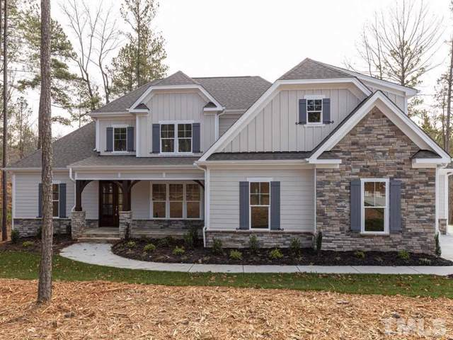3597 Carole Court, Wake Forest, NC 27587 (MLS #2278869) :: The Oceanaire Realty