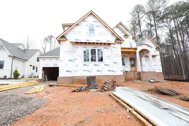 5220 Milner Drive, Raleigh, NC 27606 (#2279014) :: The Jim Allen Group