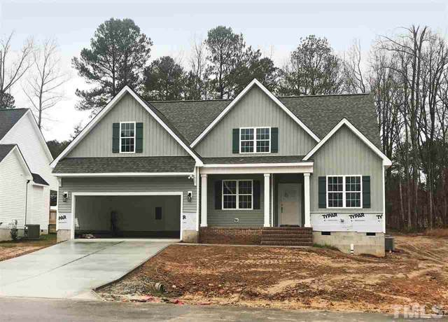 120 Walking Trail, Youngsville, NC 27596 (#2281160) :: The Jim Allen Group