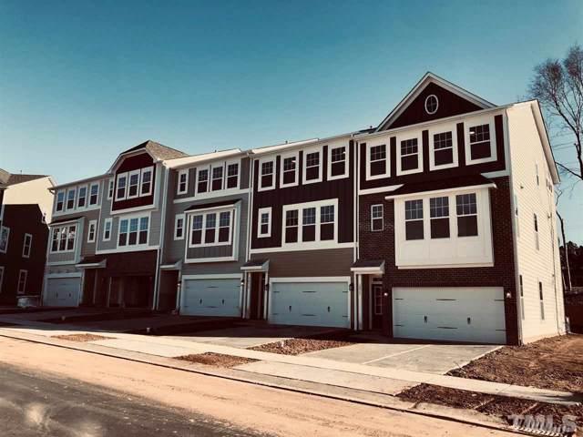 2873 Dallas Valley Lane #61, Apex, NC 27502 (#2283236) :: Dogwood Properties
