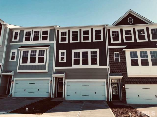 2875 Dallas Valley Lane #62, Apex, NC 27502 (#2283264) :: Dogwood Properties
