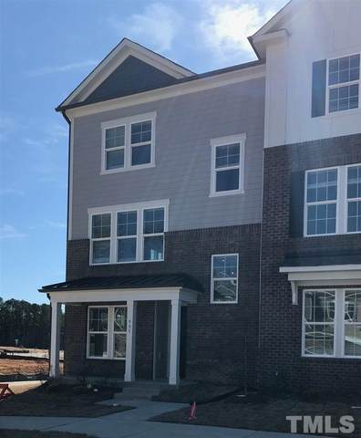 935 Haybeck Lane #97, Apex, NC 27523 (#2283836) :: Real Estate By Design